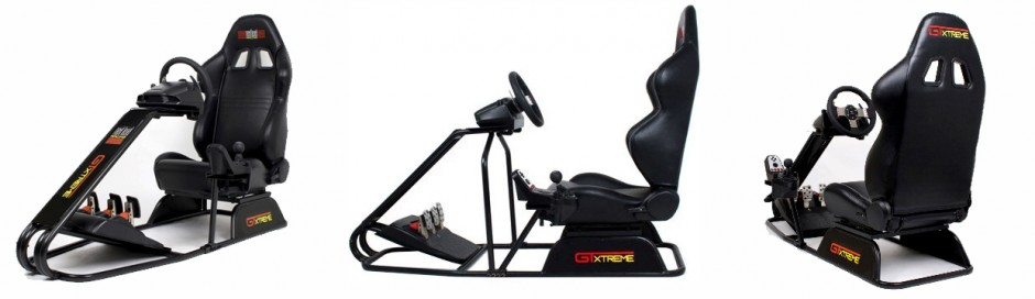 GTxtreme V2 Racing Simulator