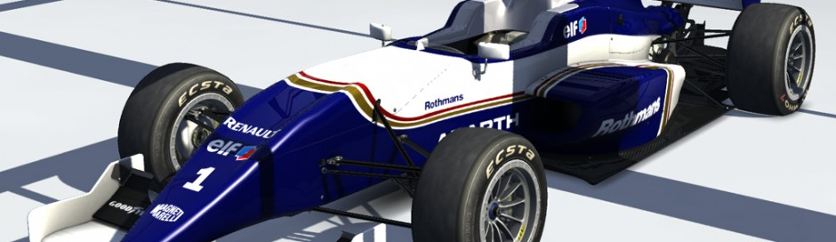 Williams FW16 for Formula Abarth