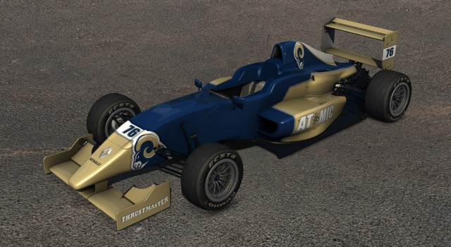 Lambo AL02 for Formula Abarth