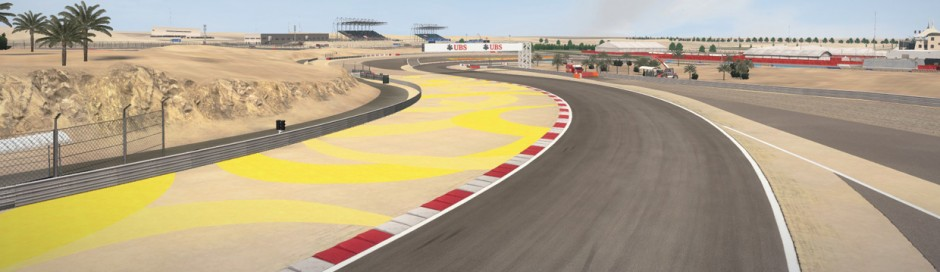 Season 1 – Round 1 – Bahrain Grand Prix