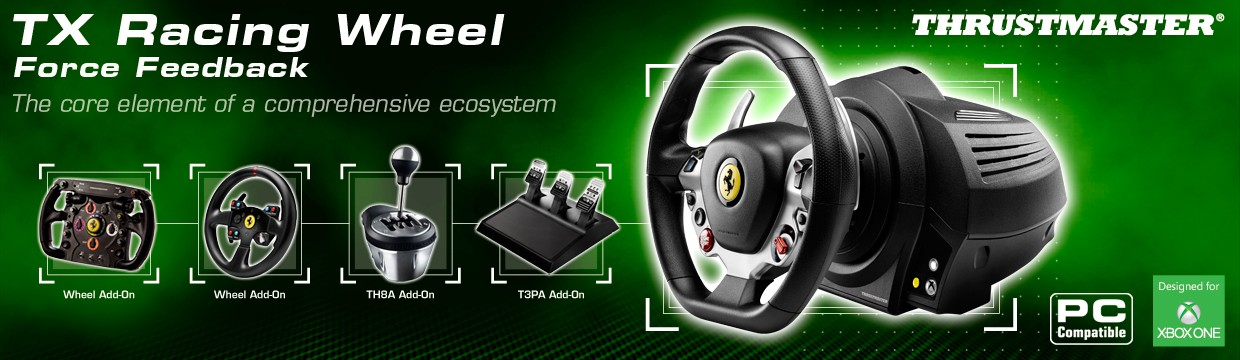 Thrustmaster TX Racing Wheel