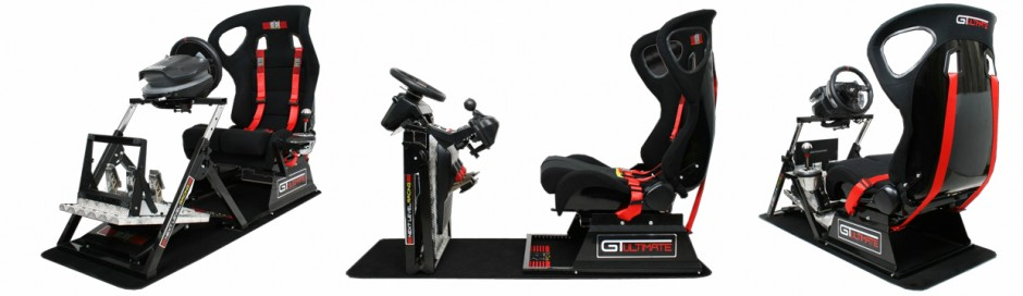 GTUltimate V2 Racing Simulator