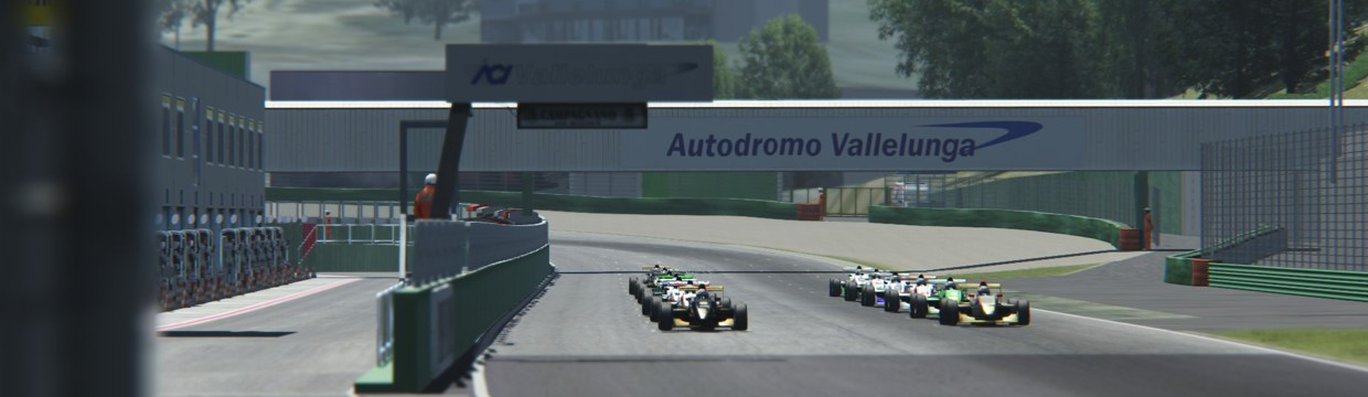 Parkour takes out maiden AC Championship with victory at Vallelunga